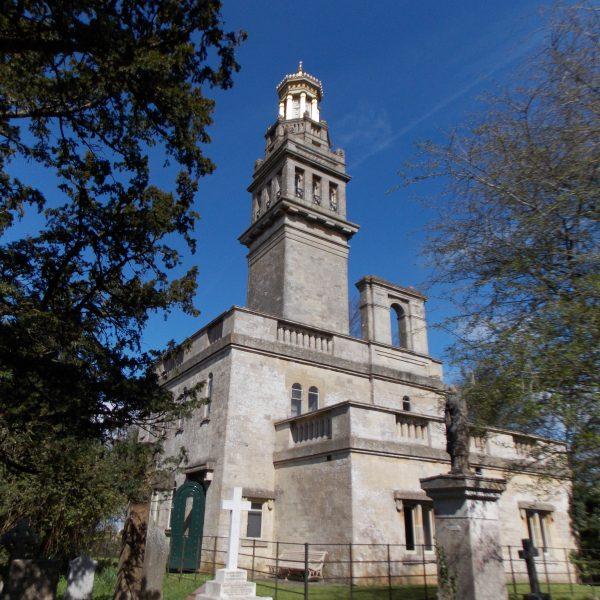Beckford's Tower, April 2016 - © Beckford Tower Trust